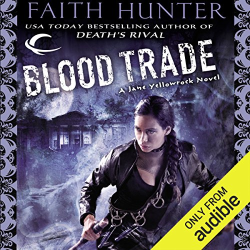 Blood Trade Titelbild