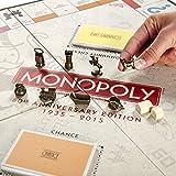 Hasbro B0622100 – Monopoly 80 Jahre – Familien-Brettspiel - 4