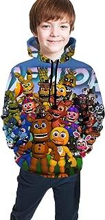 Kids Costume 3D Printed Pullover Hoodie for Unisex Sweatshirts Boy/Girl