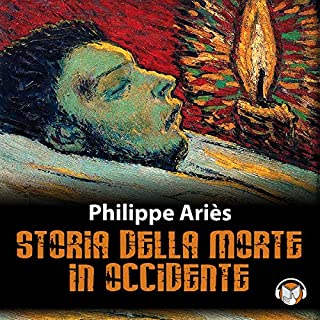 Storia della morte in occidente cover art