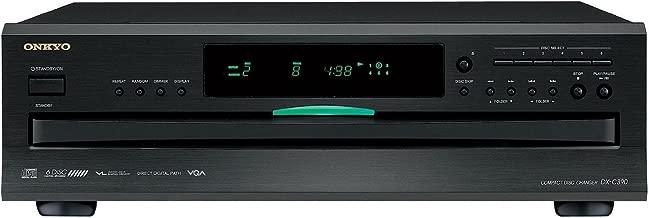 Onkyo DXC390 6 Disc CD Changer (Renewed)