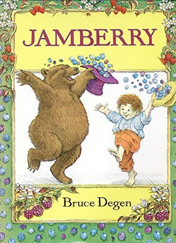 Jamberry by Bruce Degen (1999-12-08)
