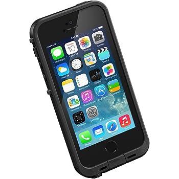 LifeProof FRĒ iPhone 5/5s Waterproof Case - Retail Packaging - BLACK