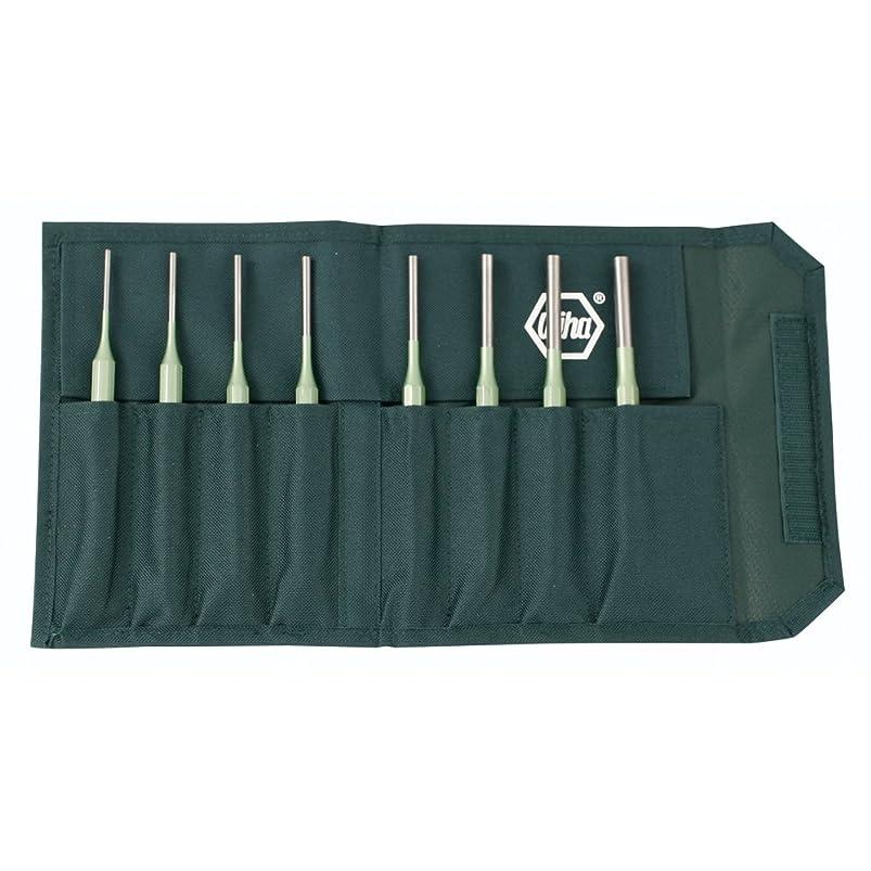 Wiha 23490 2mm to 6mm Pin Punch Set, 8-Piece xpfigfpo828710