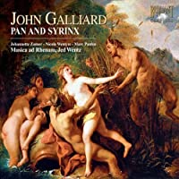 Pan & Syrinx by JOHANN ERNST GALLIARD (2008-10-14)