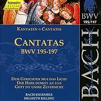 Bach:Cantatas Bwv.195