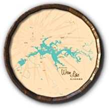 Best weiss lake map Reviews