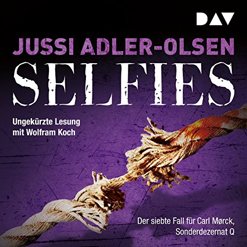 Selfies     Carl Mørck 7              By:                                                                                                                                 Jussi Adler-Olsen                               Narrated by:                                                                                                                                 Wolfram Koch                      Length: 17 hrs and 17 mins     3 ratings     Overall 4.7