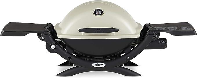 Weber 51060001 Q1200 Liquid Propane Grill – Best High-End Camping Grill