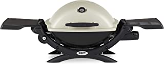 weber baby q indirect cooking