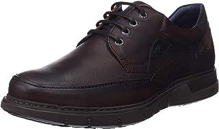 Fluchos | Zapato de Hombre | Celtic F0248 Grass Libano C2 Zapato Confort | Zapato de Piel de Ternera engrasada de Primera ...