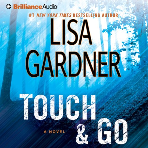Touch & Go audiobook cover art