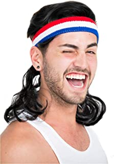 Best mullet and mustache Reviews