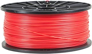 Monoprice PLA 3D Printer Filament - Red - 1kg Spool, 1.75mm Thick | | For All PLA Compatible Printers