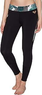 Roxy Womens 1mm Pop Capri Shorts Black ERJWH03018