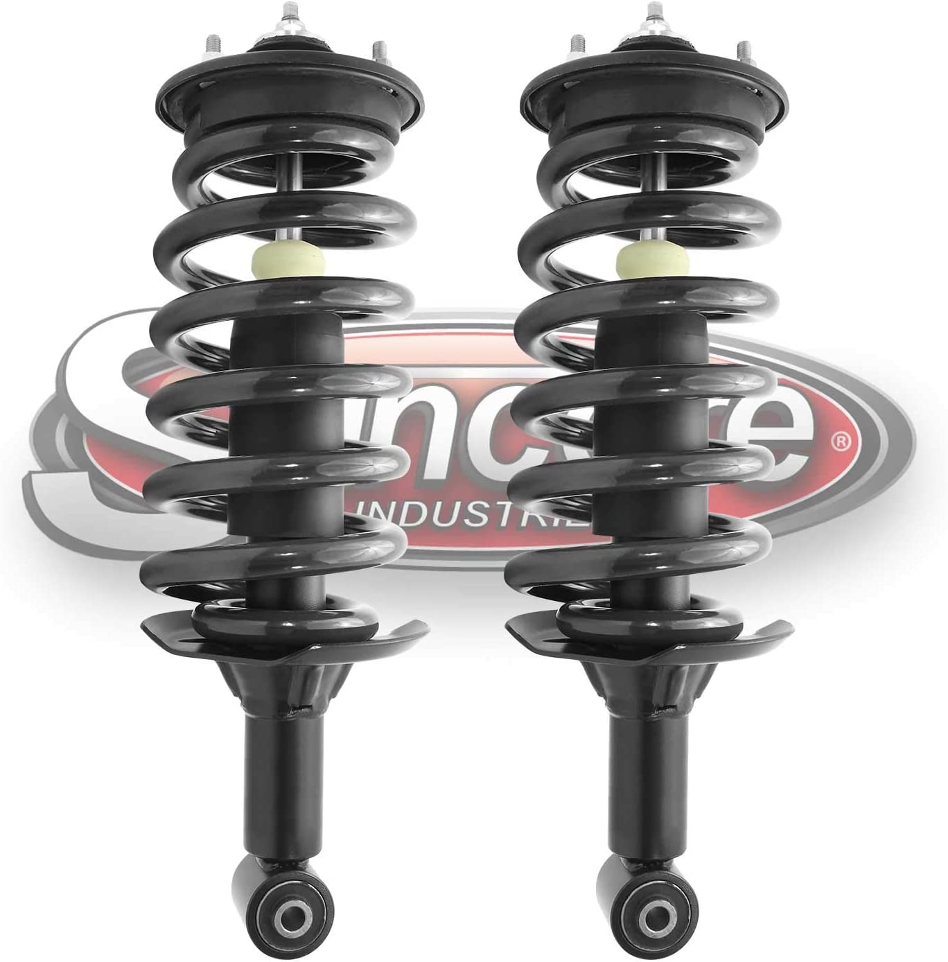 Rear Air Ride Suspension Limited Ranking TOP1 time for free shipping to Complete Conversion Fits Struts Kit