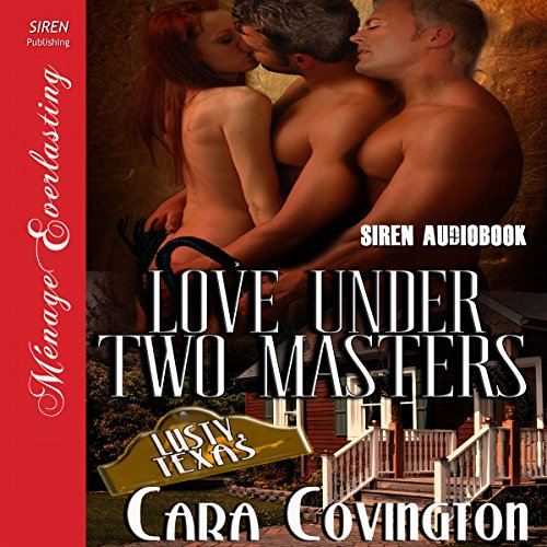 Love Under Two Masters audiobook cover art