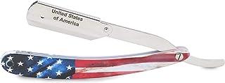 MD American Flag Swing Lock Razor