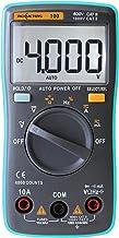 yongke RM100 True RMS Multifuncional LCD Multifuncional Multifuncional LCD DMM DC AC Tensão Corrente Resistência Diodo Cap...