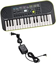 Casio SA46 Portable Keyboard with World Tour Power Supply