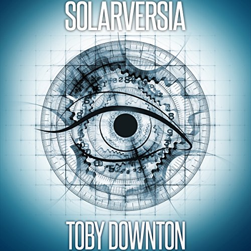 Solarversia audiobook cover art