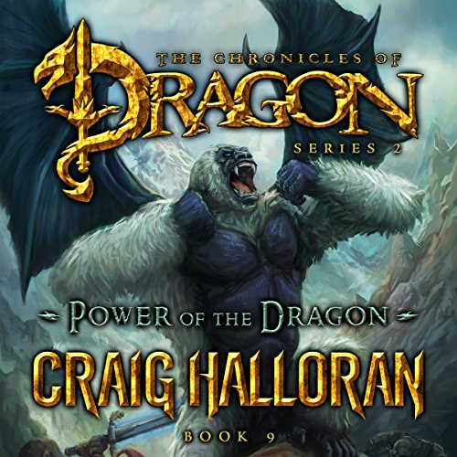 Power of the Dragon cover art