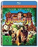 Jumanji [Anniversary Edition] [Blu-ray]
