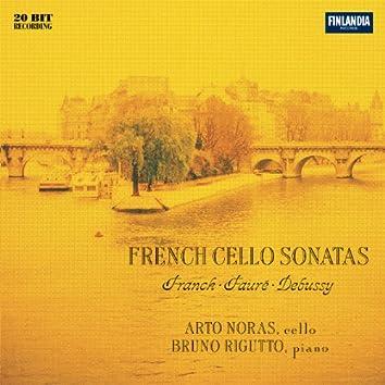 French Cello Sonatas