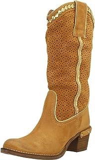 Amazon.es: botas serraje mujer Zapatos para mujer