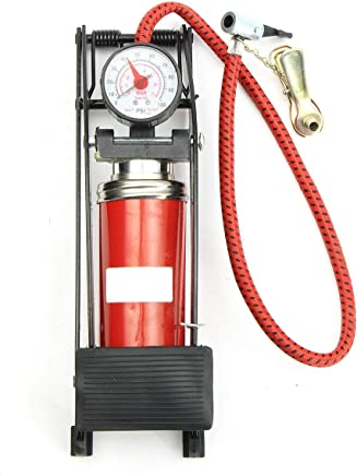 AR Mall High Pressure Air Foot Pump Heavy Compressor for Bike, Car and Cycles