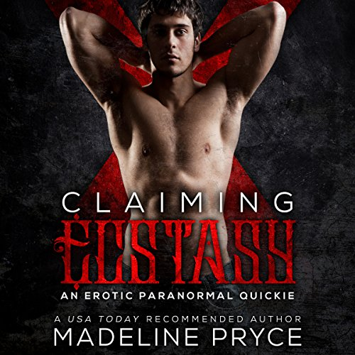 Claiming Ecstacy audiobook cover art