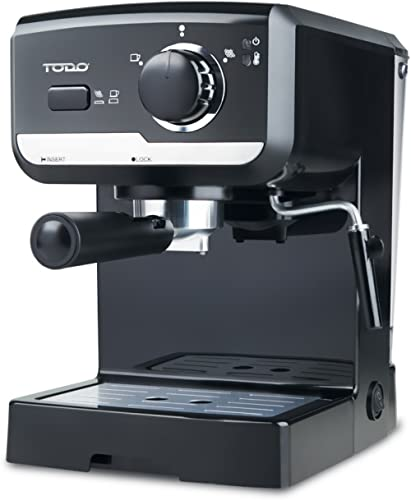 TODO Espresso Coffee Machine with Italian Made ULKA Pump product image