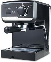 TODO Espresso Coffee Machine with Italian Made ULKA Pump