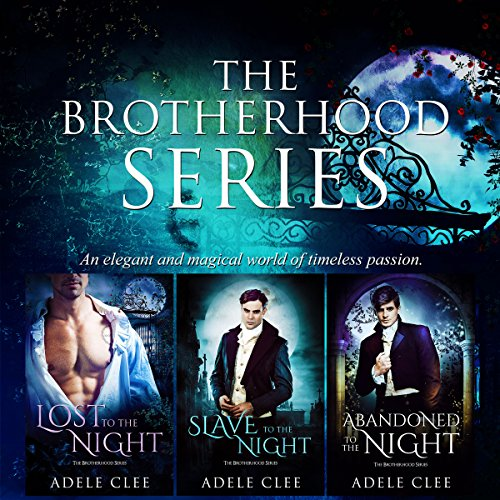 The Brotherhood Series Boxset: Books 1-3 audiobook cover art