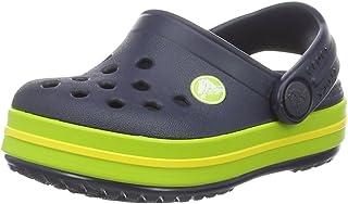 Crocs Crocband Clog K, Zuecos con Correa Unisex Niños