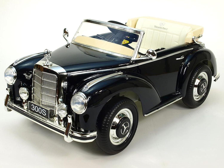 R C Kinderelektroauto Kinderauto Oldtimer R C Mercedes Benz SL 300 sl300 Kinderfahrzeug