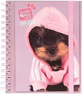 comprar comparacion Agenda escolar 2019/2020 semana vista Studio Pets Dogs