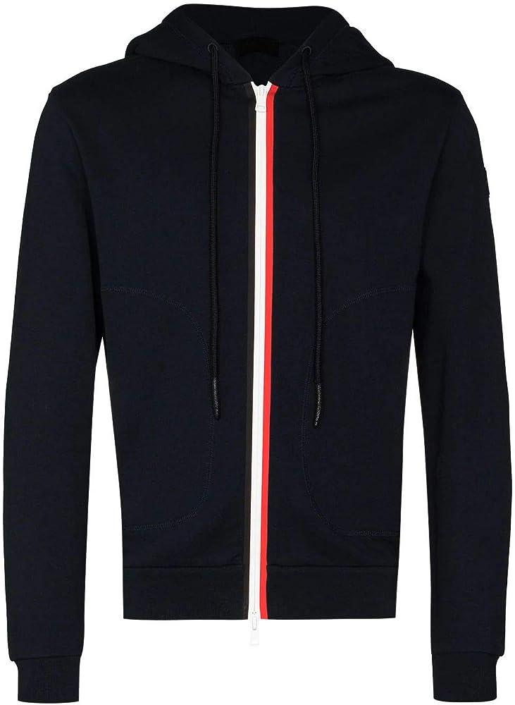 Moncler luxury fashion uomo felpa   autunno-inverno 20 in cotone 100% 8G75000V8148038