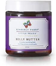 Little Prana Organic Belly Butter, 4 oz