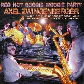 Vol. 9-Friends of Boogie Woogie by Axel Zwingenberger (2013-05-03)