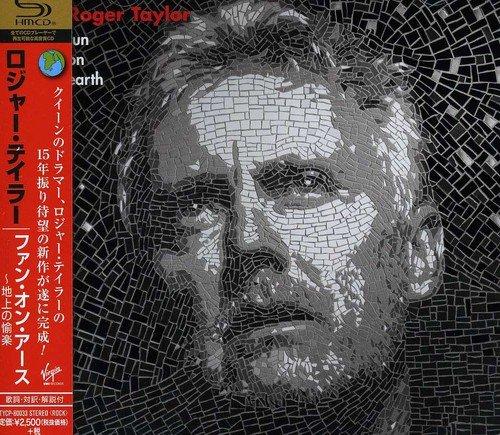 Roger Taylor: Fun on Earth (Audio CD)