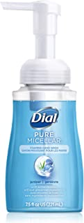 Dial Pure Micellar Foaming Hand Soap, Juniper, 7.5 Ounce