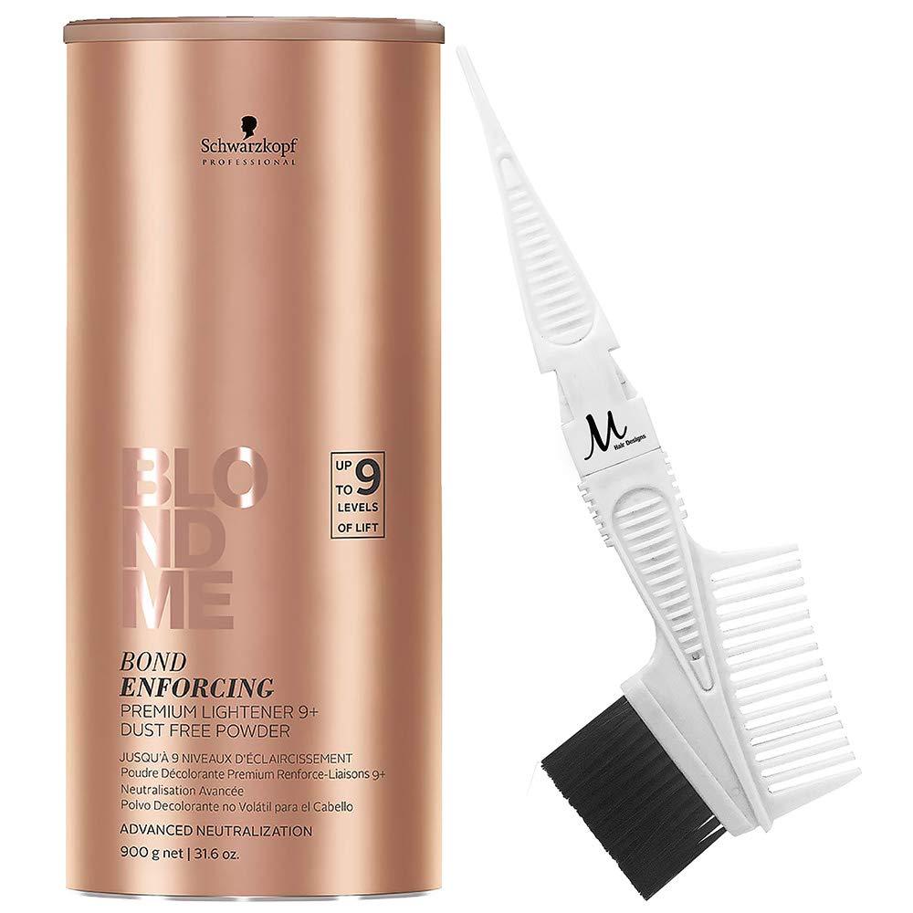 Schwarzkopf BlondMe Lightener 9+ Bond Premium Wholesale Enforcing Dust Max 81% OFF Fre