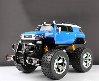 Kedorle Uno y diez inalámbrico de alta velocidad del coche eléctrico, 4WD de control remoto de carreras de camiones RC Car, 2,4 GHz Vehículo de todo terreno, orugas Monster Buggy, de cumpleaños del re