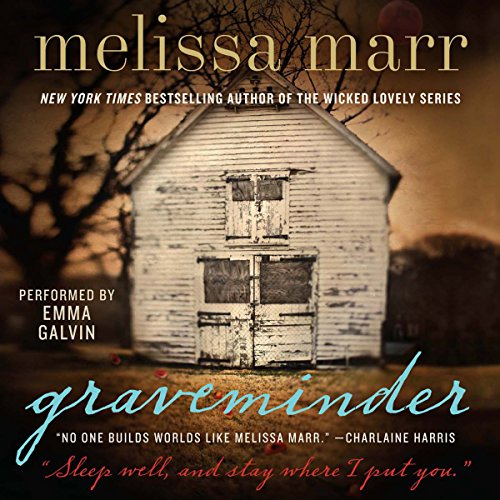 Graveminder audiobook cover art