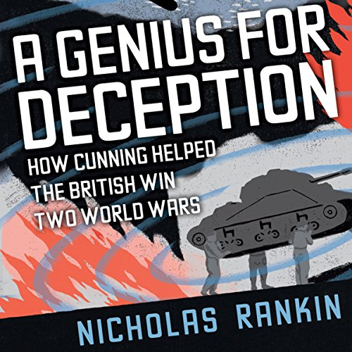 A Genius for Deception cover art