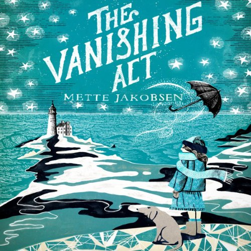 The Vanishing Act audiobook cover art