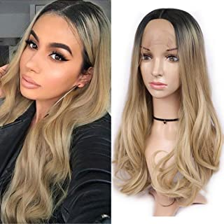 blonde wig lace