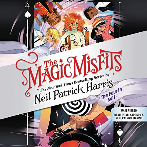 The Magic Misfits: The Fourth Suit Titelbild