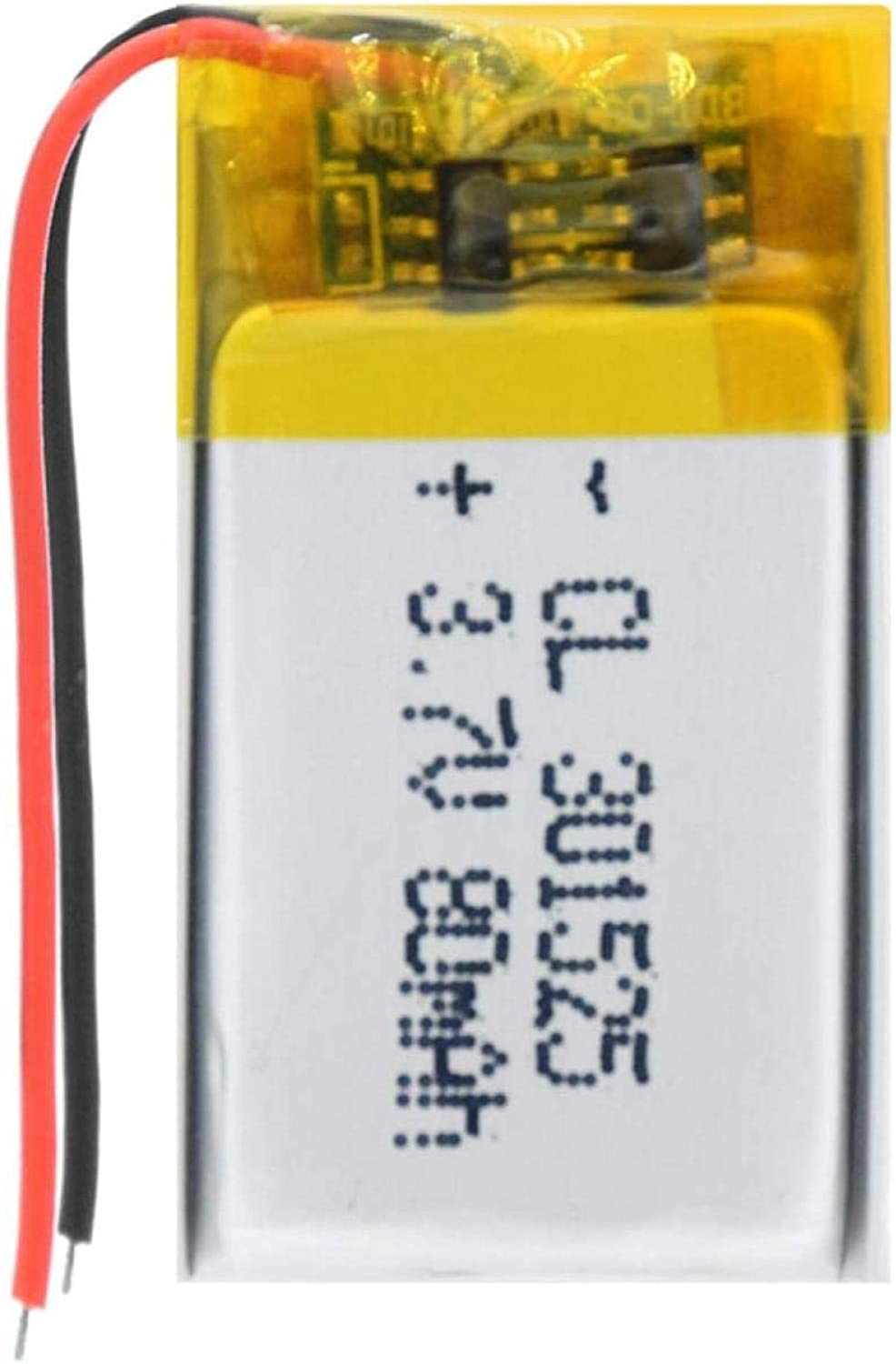 301525 Lipo Attention brand Polymer Battery 3.7v 80mah GPS for P Lithium shopping